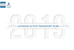 Active Transport Plan Cover