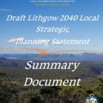 Draft Lithgow 2040 LSPS Summary Document